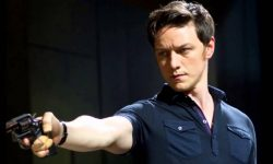 James Mcavoy High
