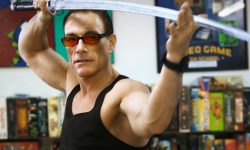 Jean Claude Van Damme High