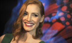 Jessica Chastain High