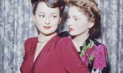 Joan Fontaine High