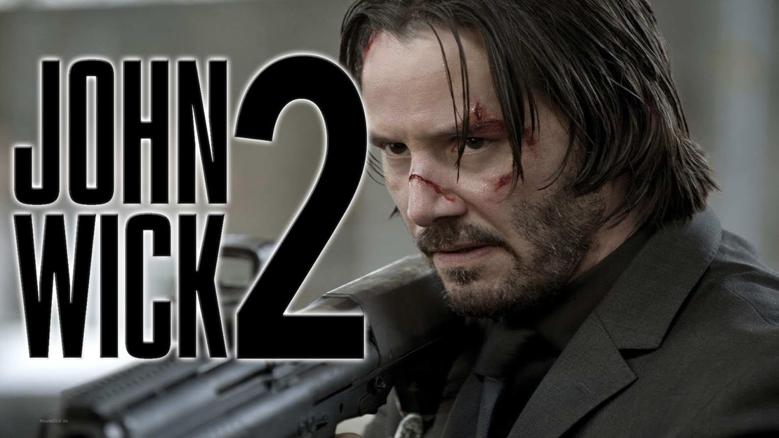 John Wick: Chapter Two High