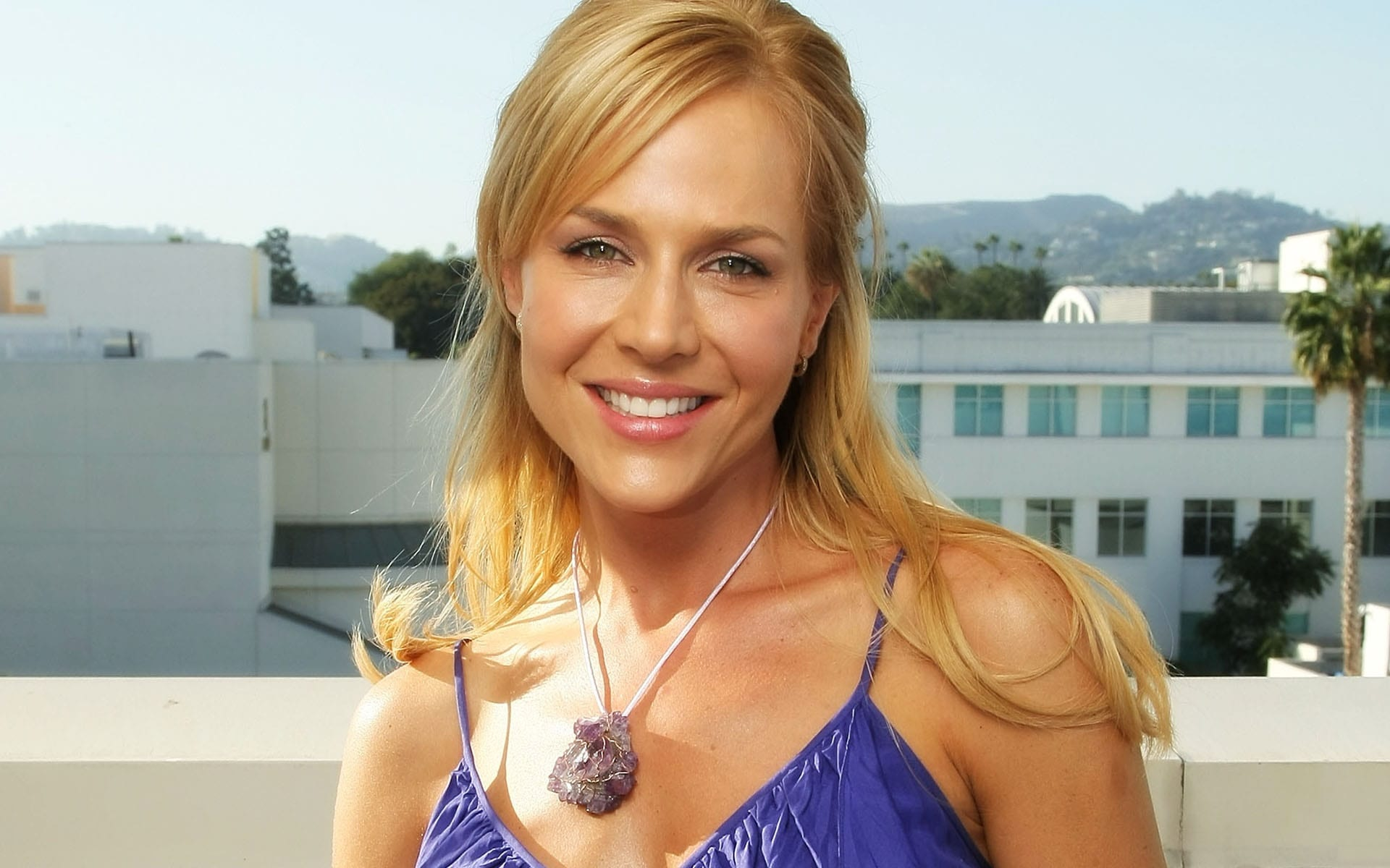 Julie Benz High