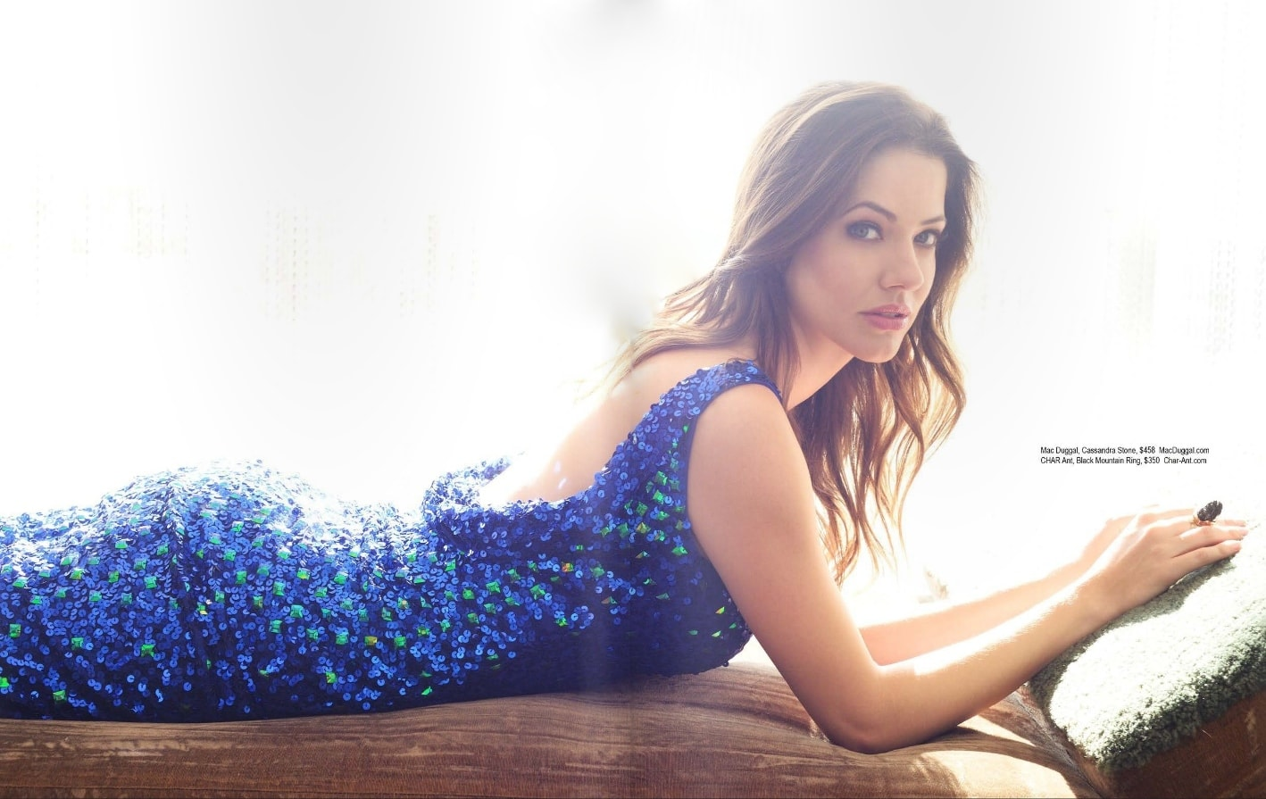 Julie Gonzalo High