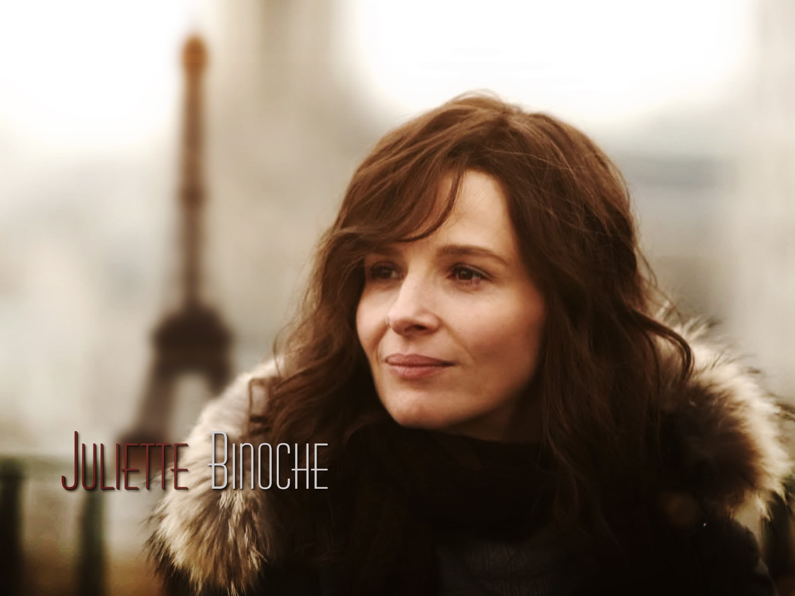 Juliette Binoche High