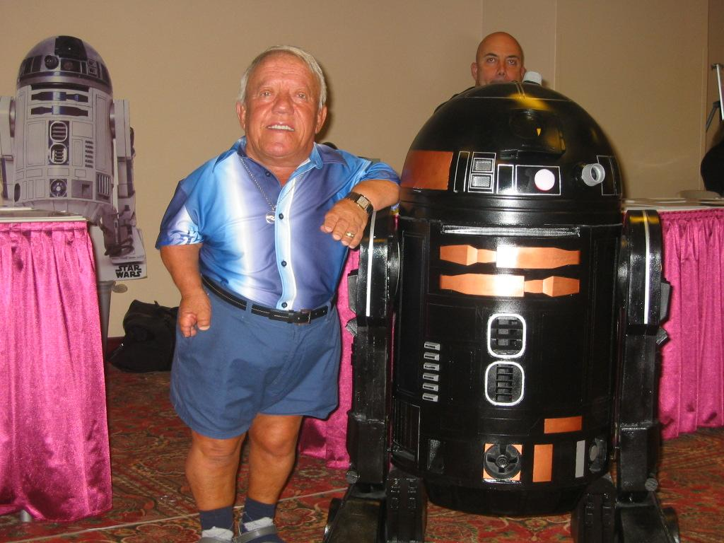 Kenny Baker High