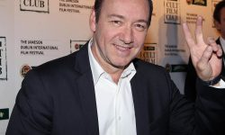Kevin Spacey High