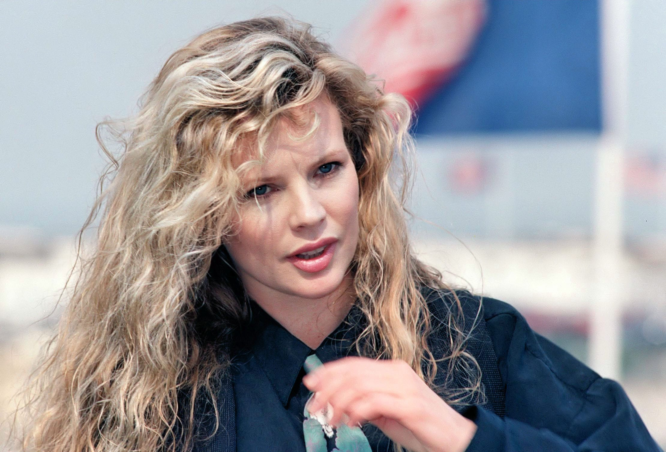 Kim Basinger High