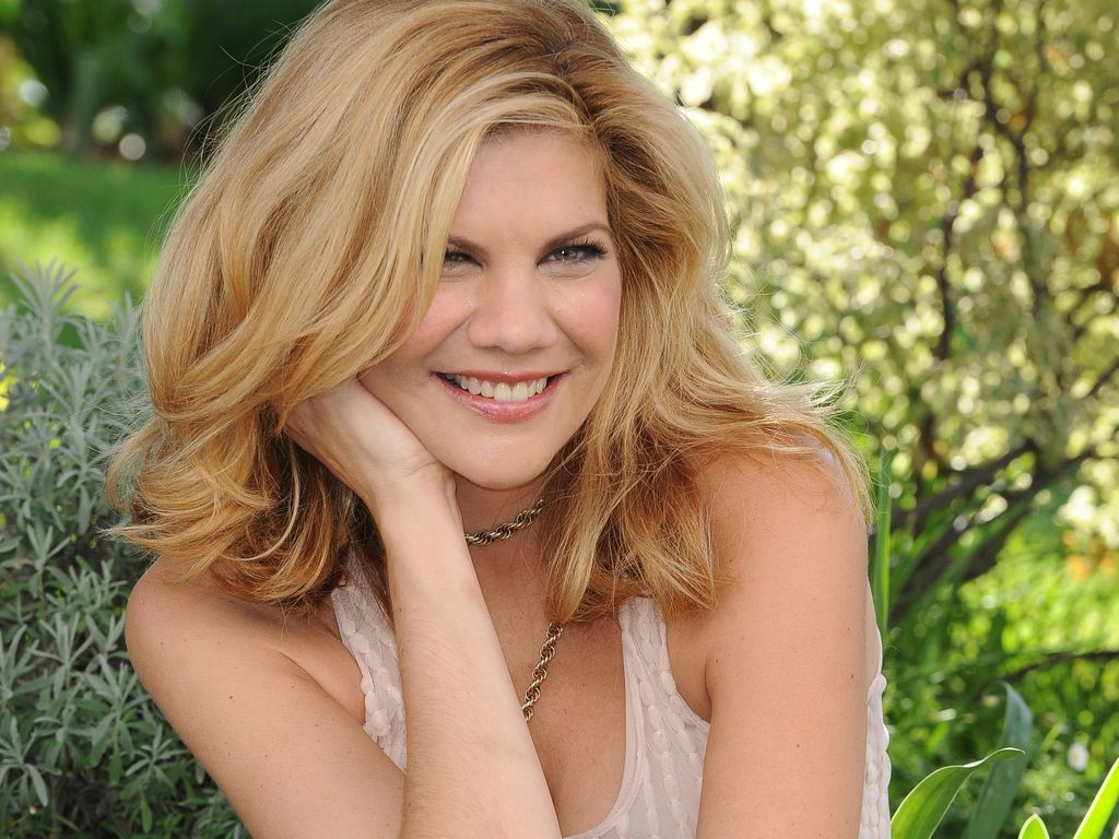 Kristen Johnston High