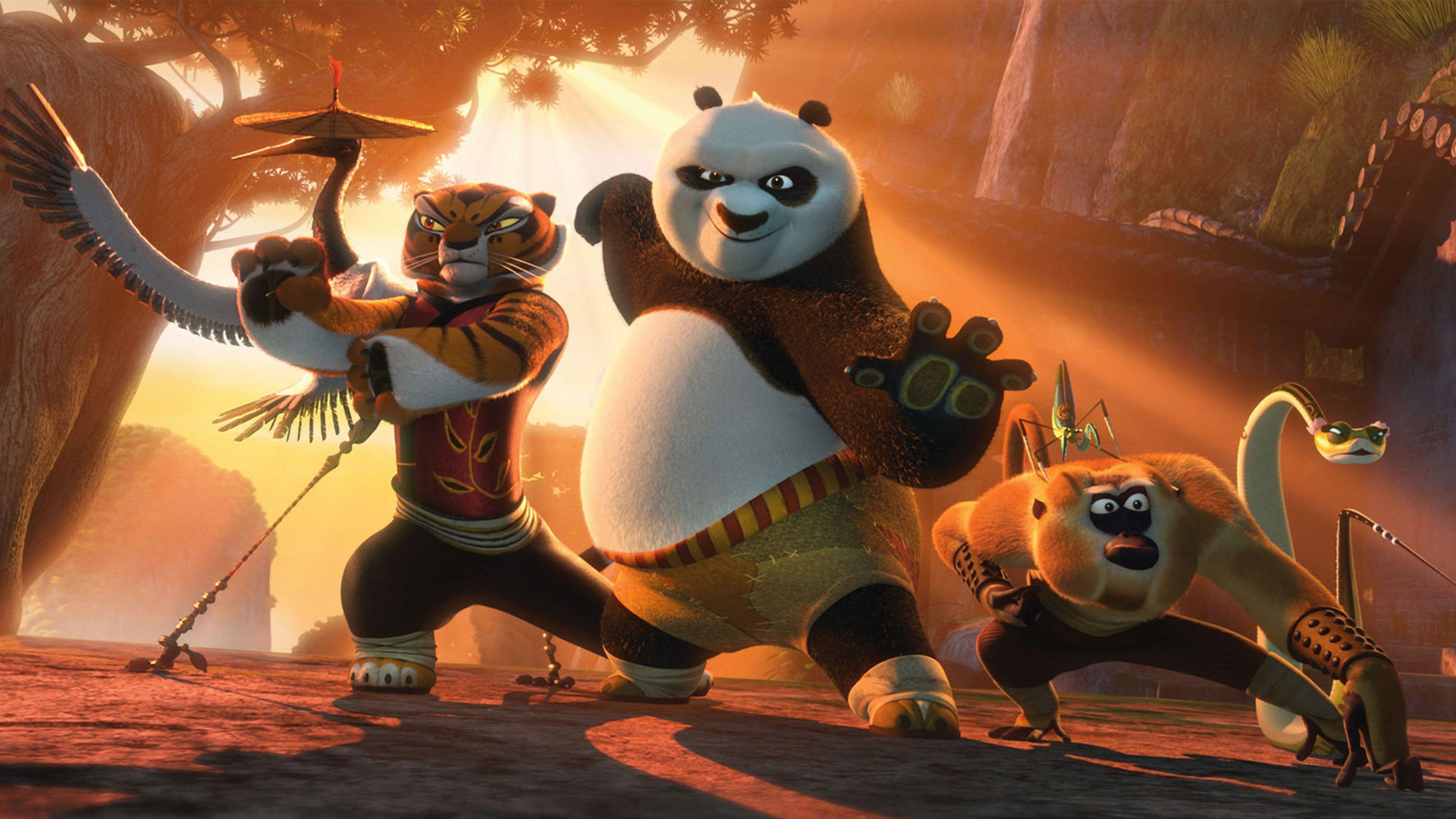 Kung Fu Panda 3 High