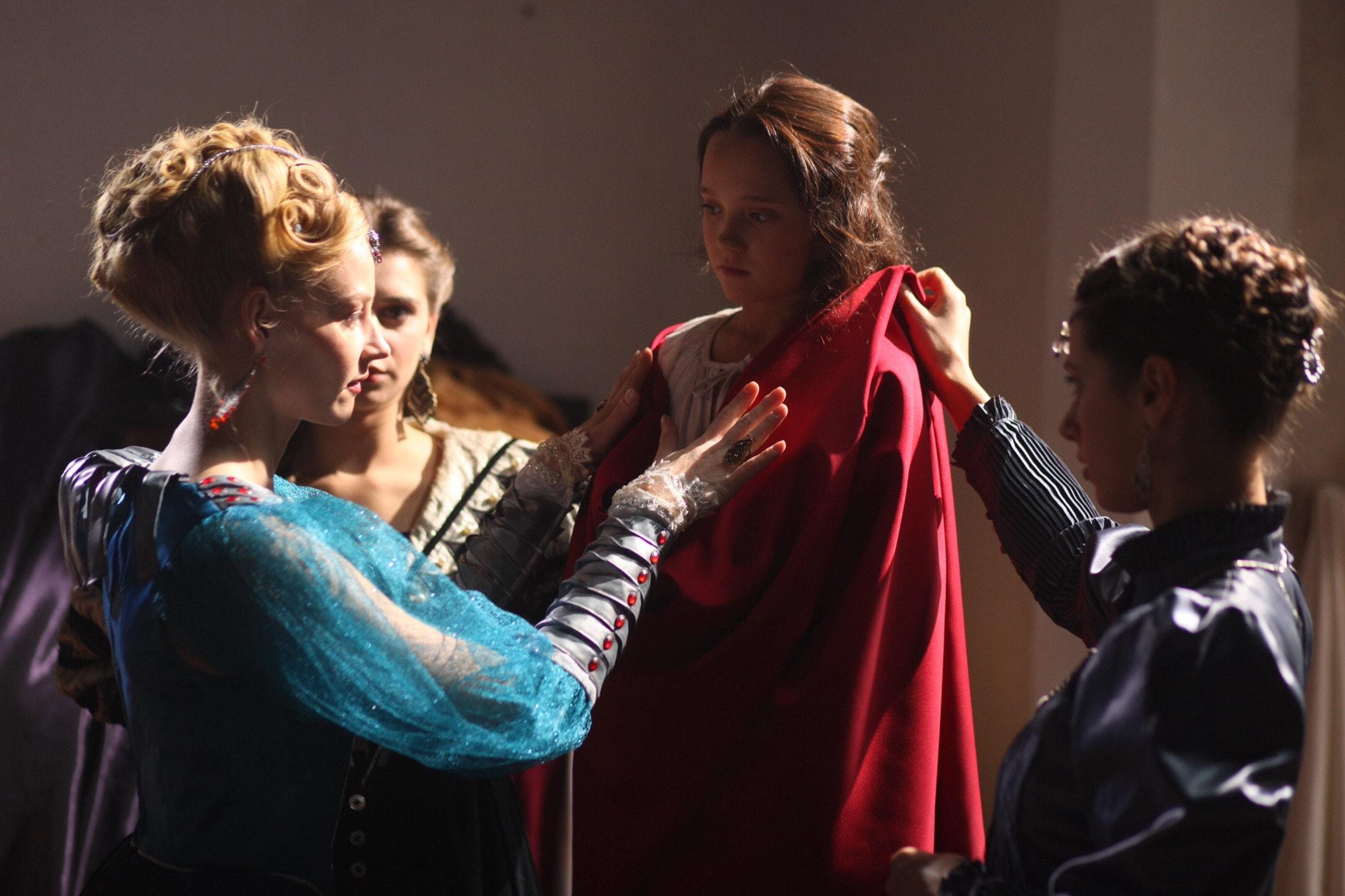 Lady of Csejte Free