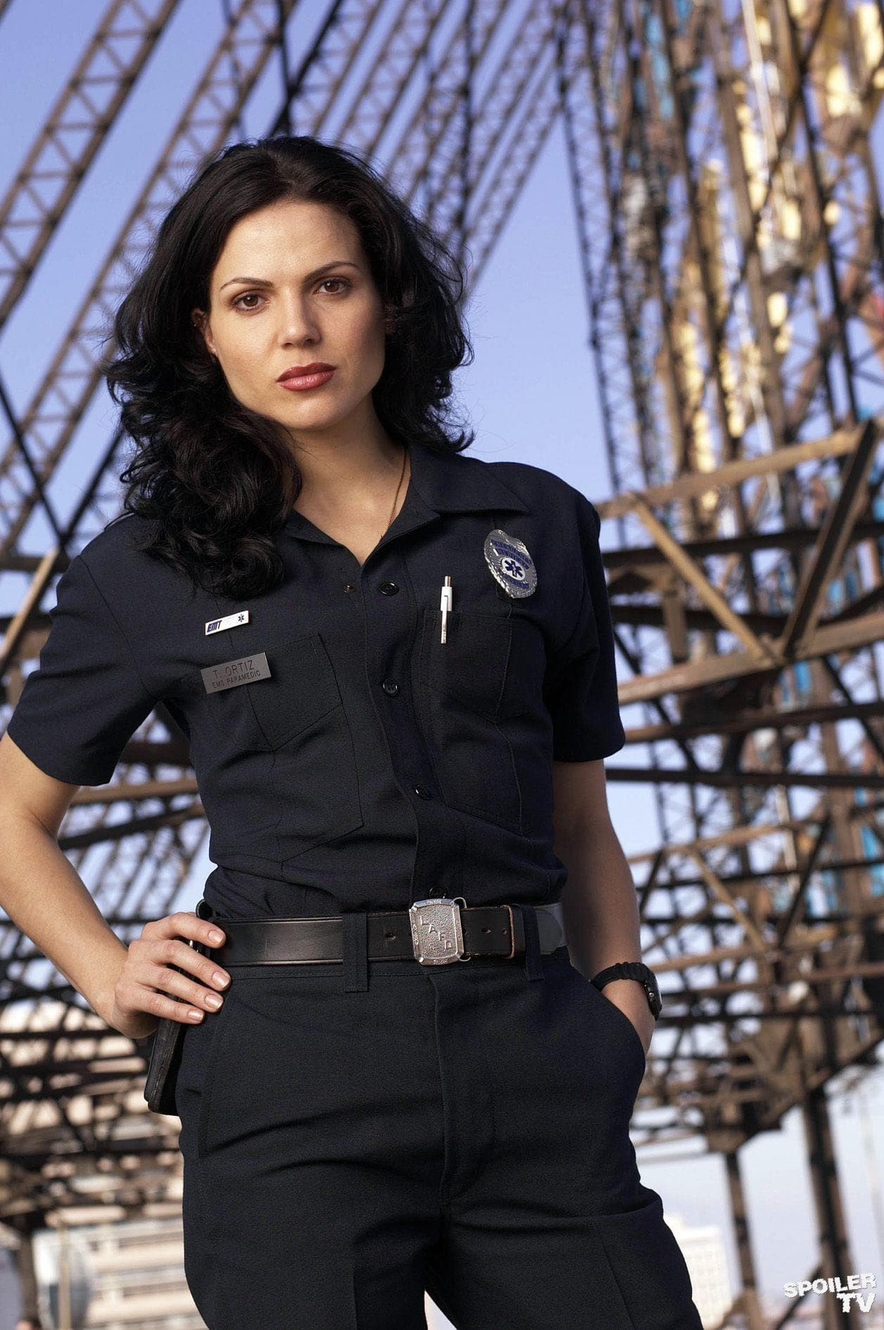 Lana Parrilla High