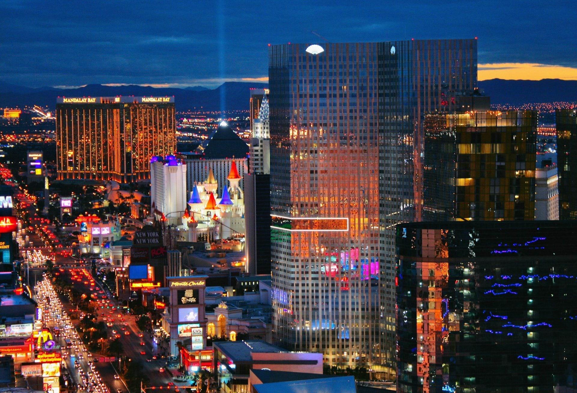 Las Vegas wallpaper for mobile