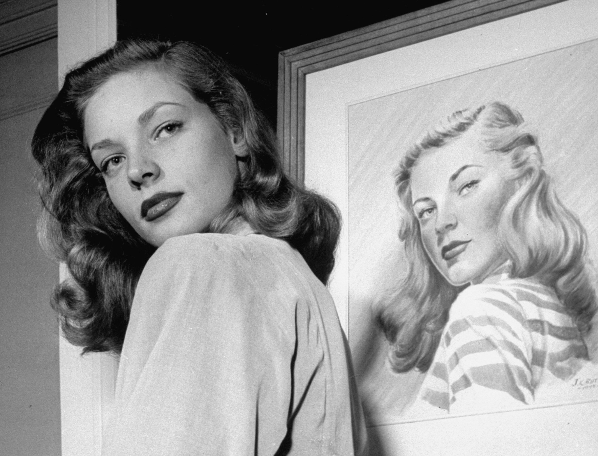 Lauren Bacall High