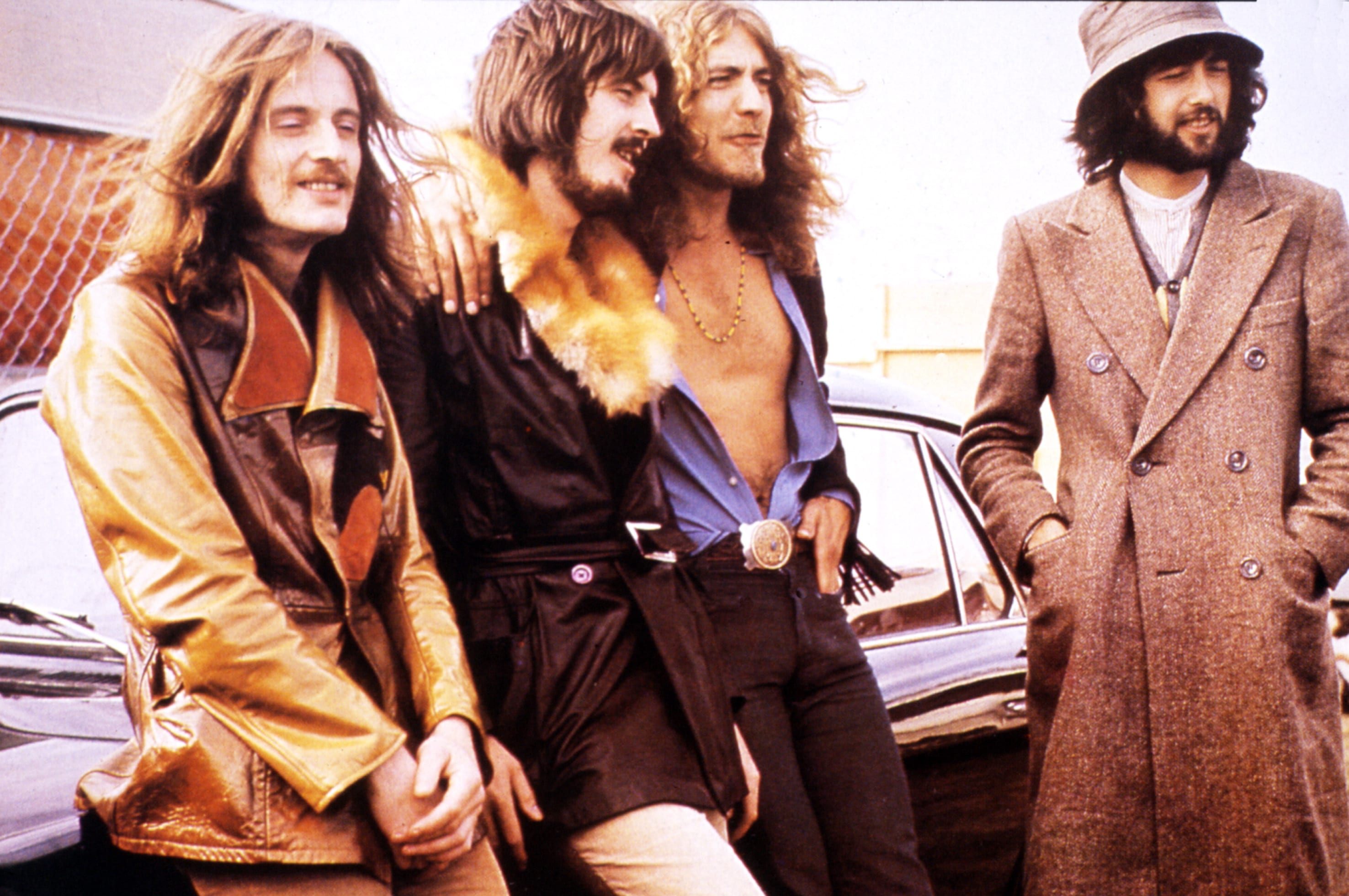 Led Zeppelin High