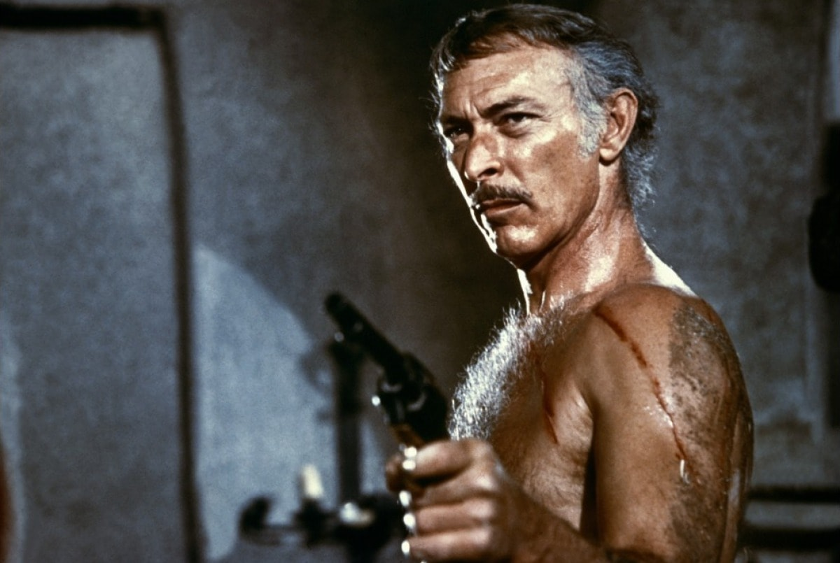 Lee Van Cleef High