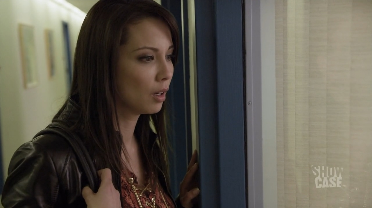 Lexa Doig High
