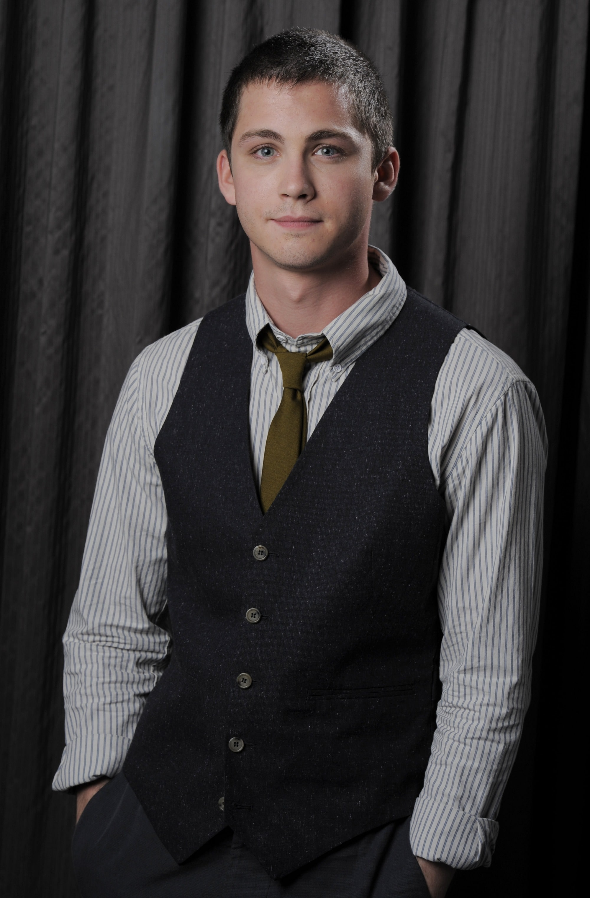 Logan Lerman High