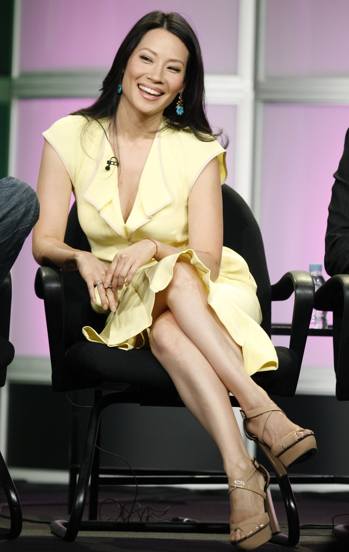Lucy Liu High