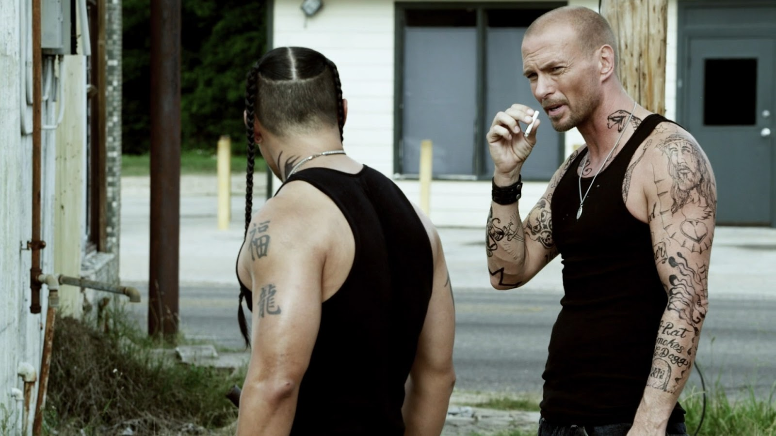 Luke Goss High