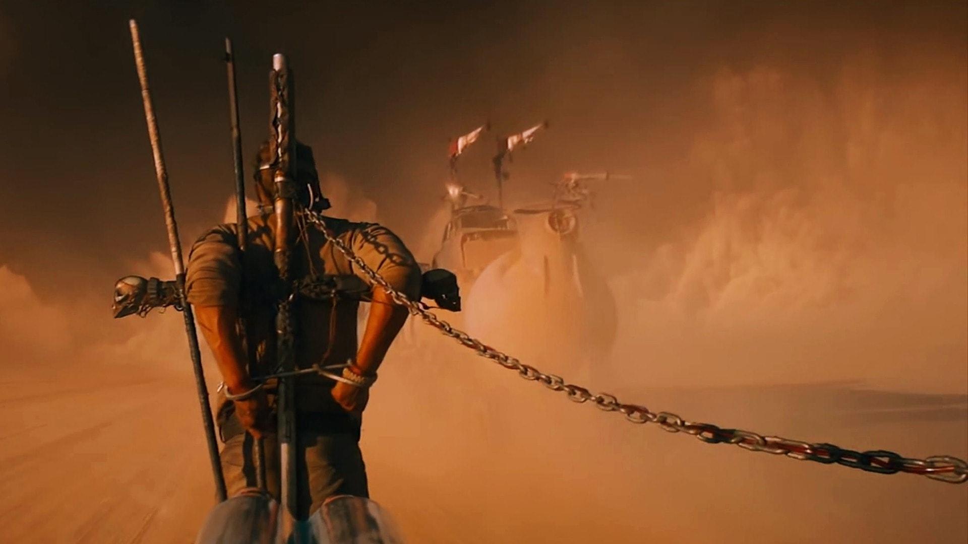 Mad Max: Fury Road High