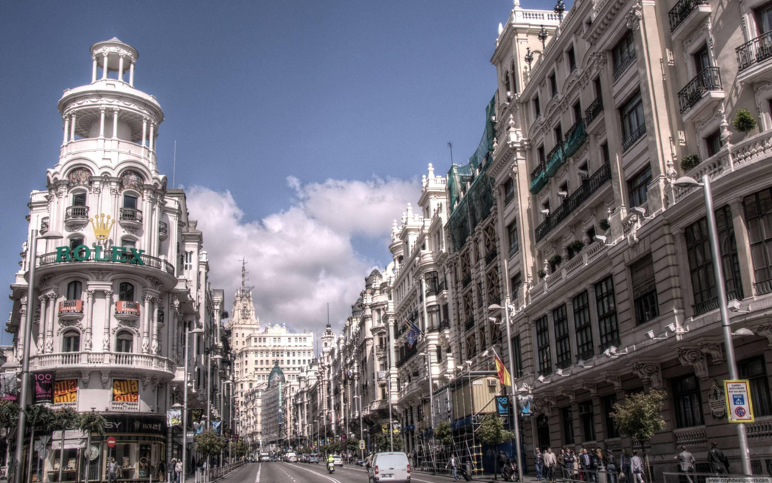 Madrid High