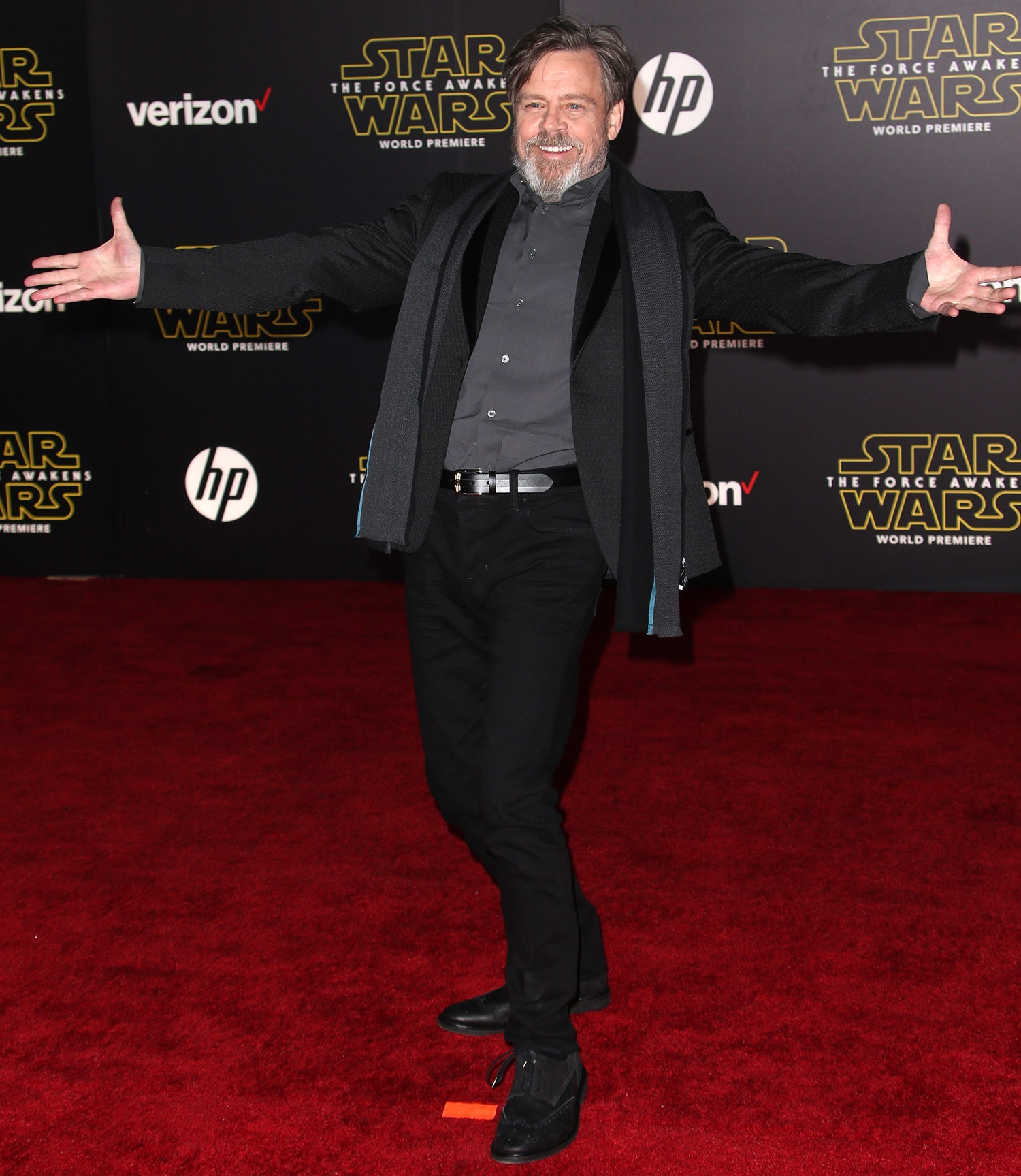 Mark Hamill High