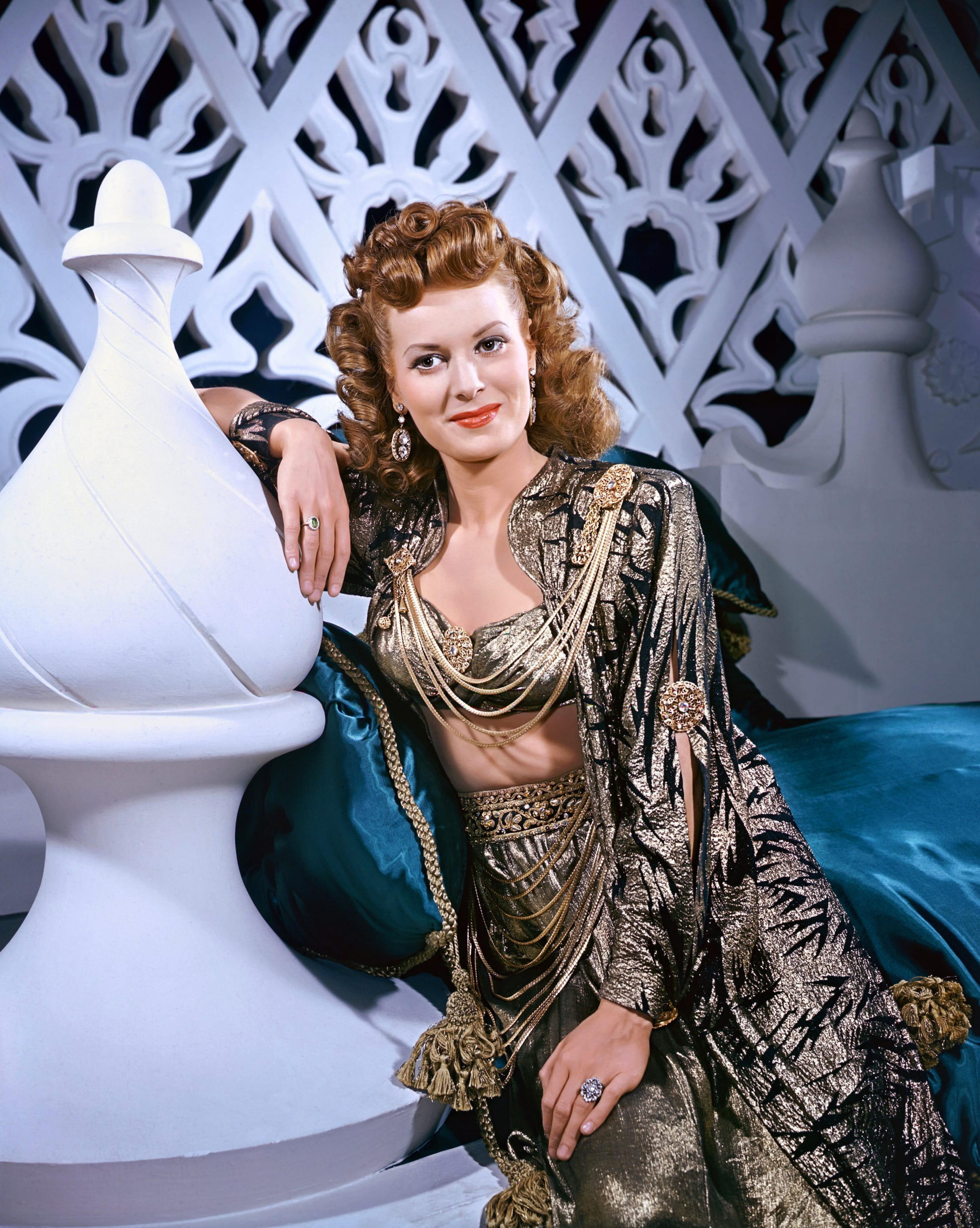 Maureen O'hara Wallpaper