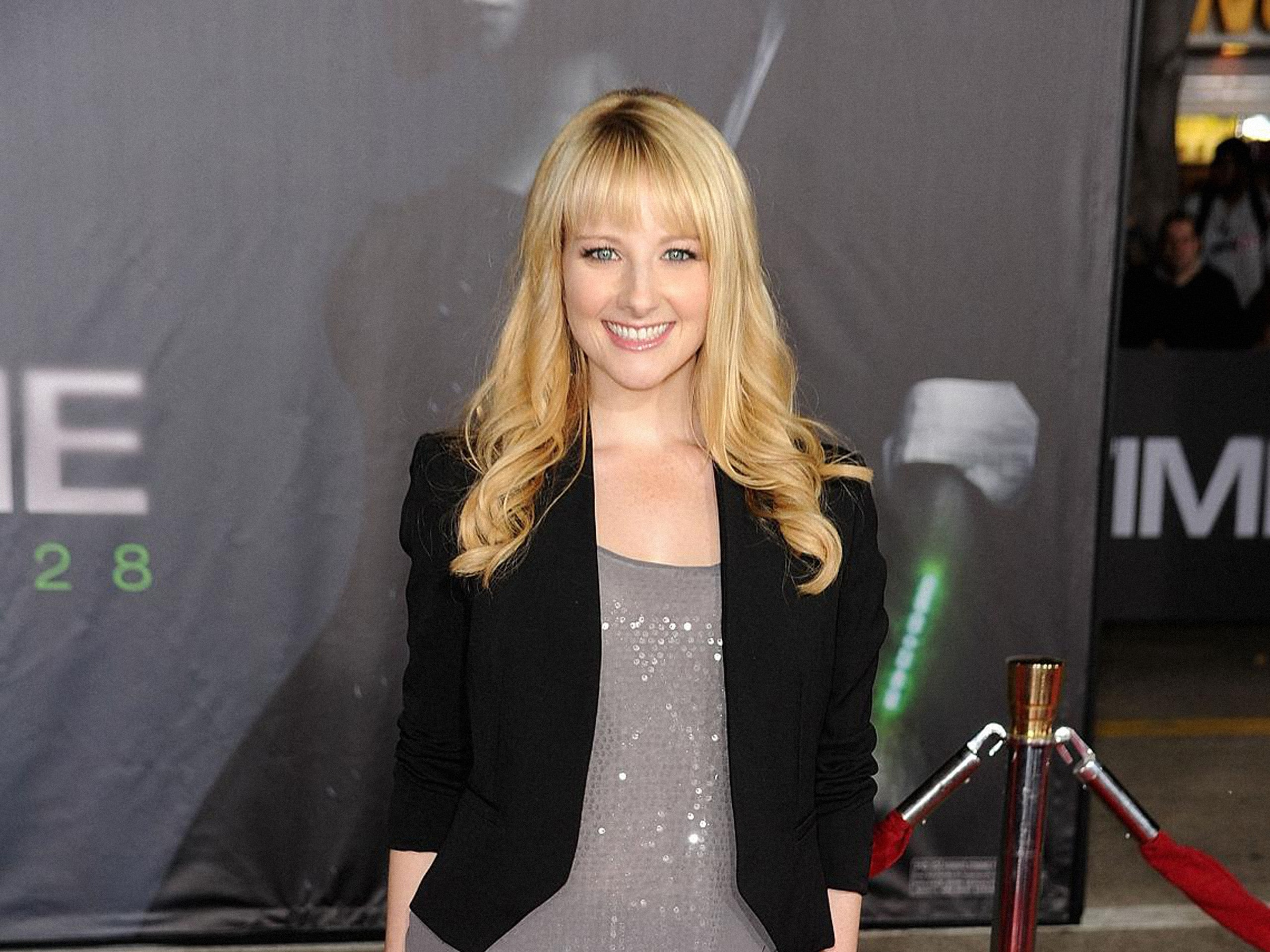 Melissa Rauch High