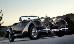 Mercedes-Benz 540K Special Roadster High