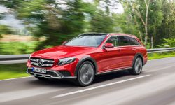 Mercedes E-Class All-Terrain High