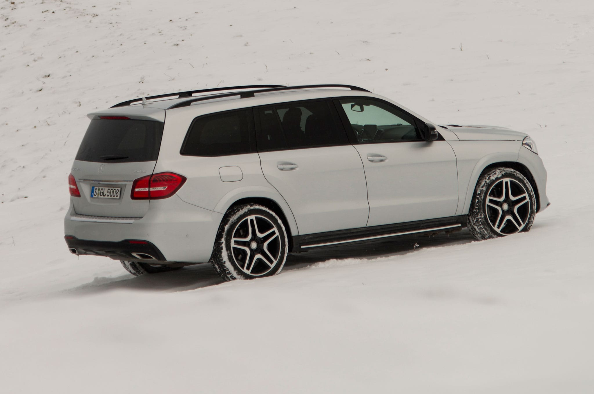 Mercedes GLS High