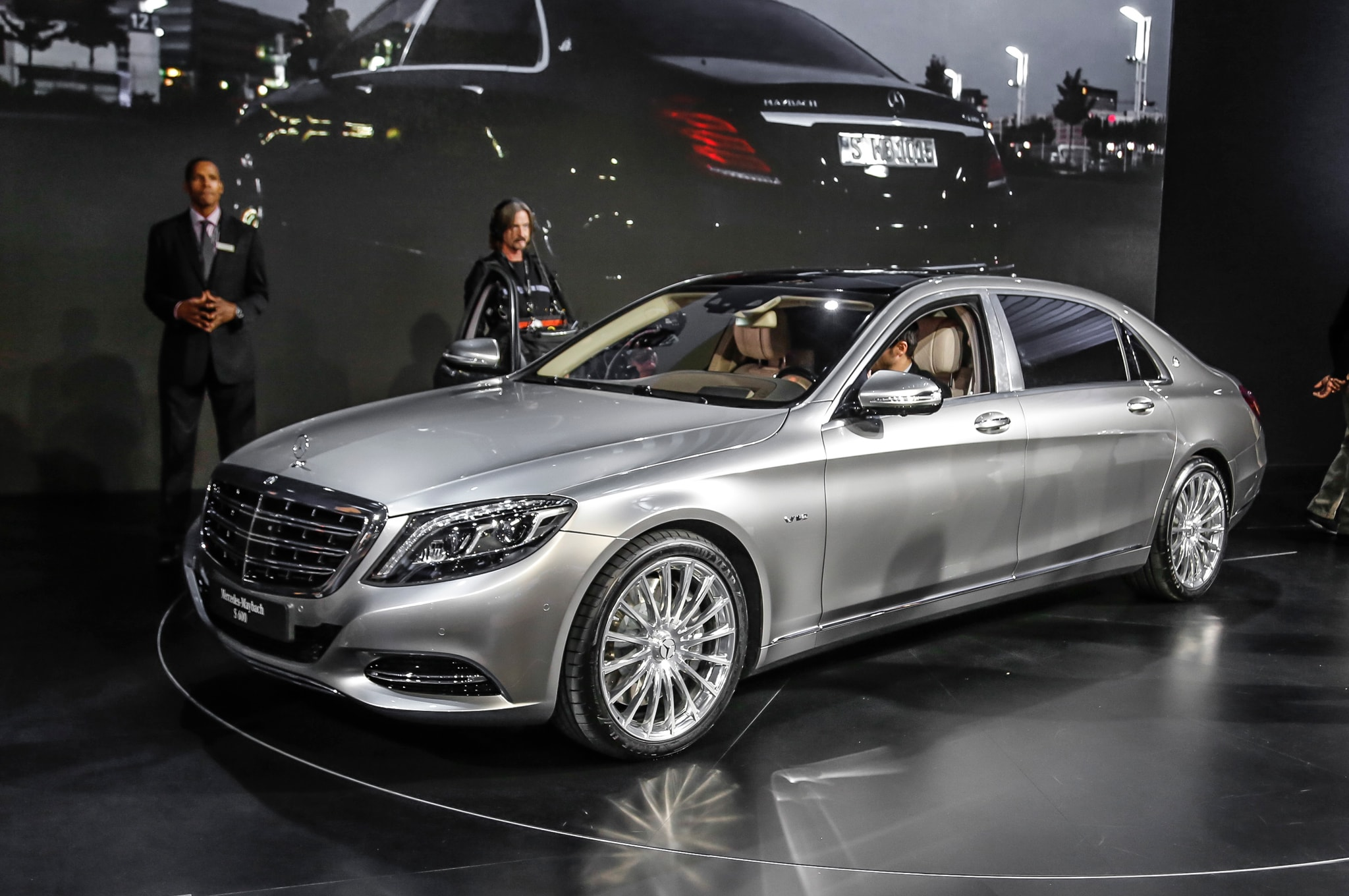 Mercedes-Maybach S-Class High