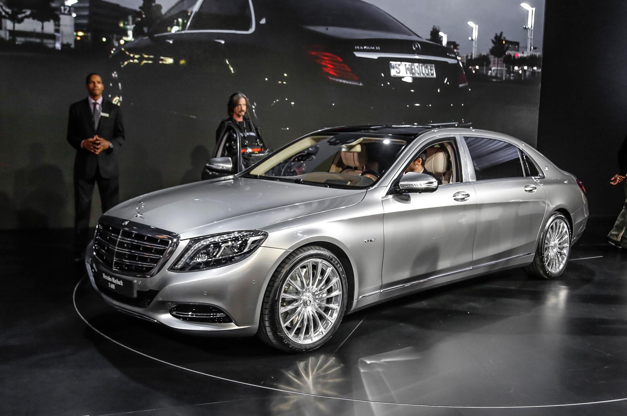 Mercedes-Maybach S-Class High