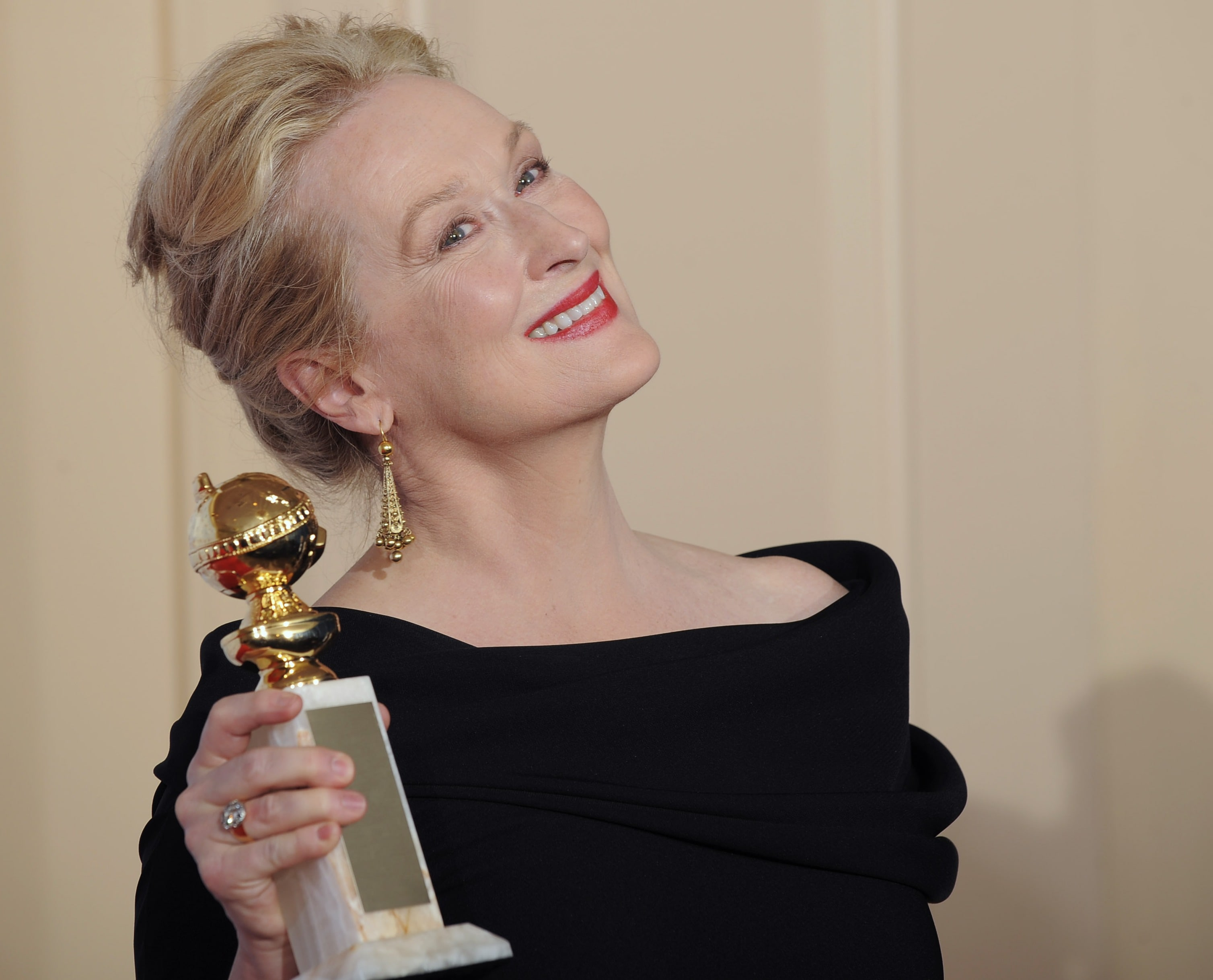Meryl Streep High