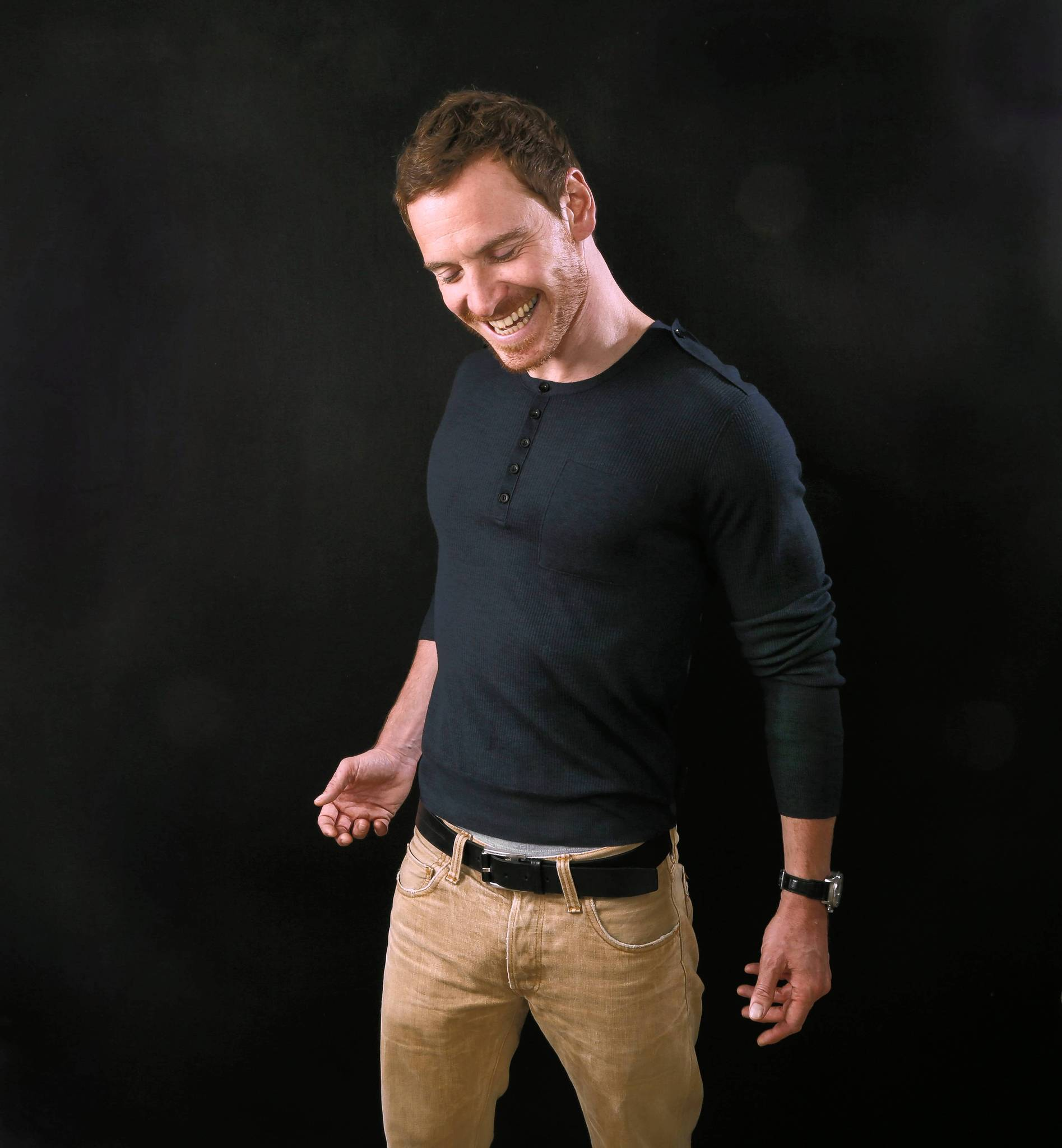 Michael Fassbender High