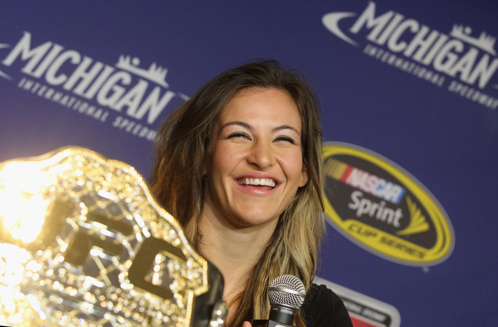 Miesha Tate High