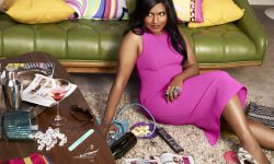 Mindy Kaling High