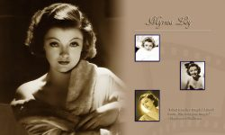 Myrna Loy Desktop wallpaper