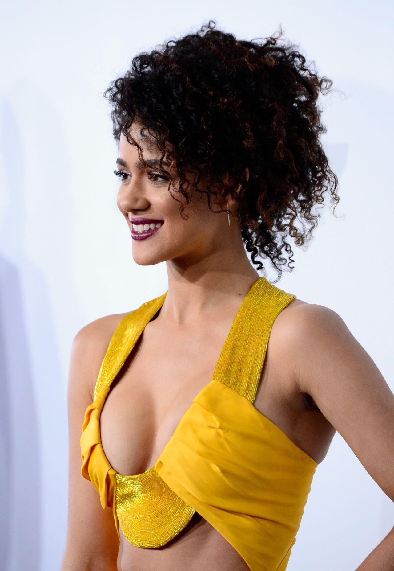 Nathalie Emmanuel High
