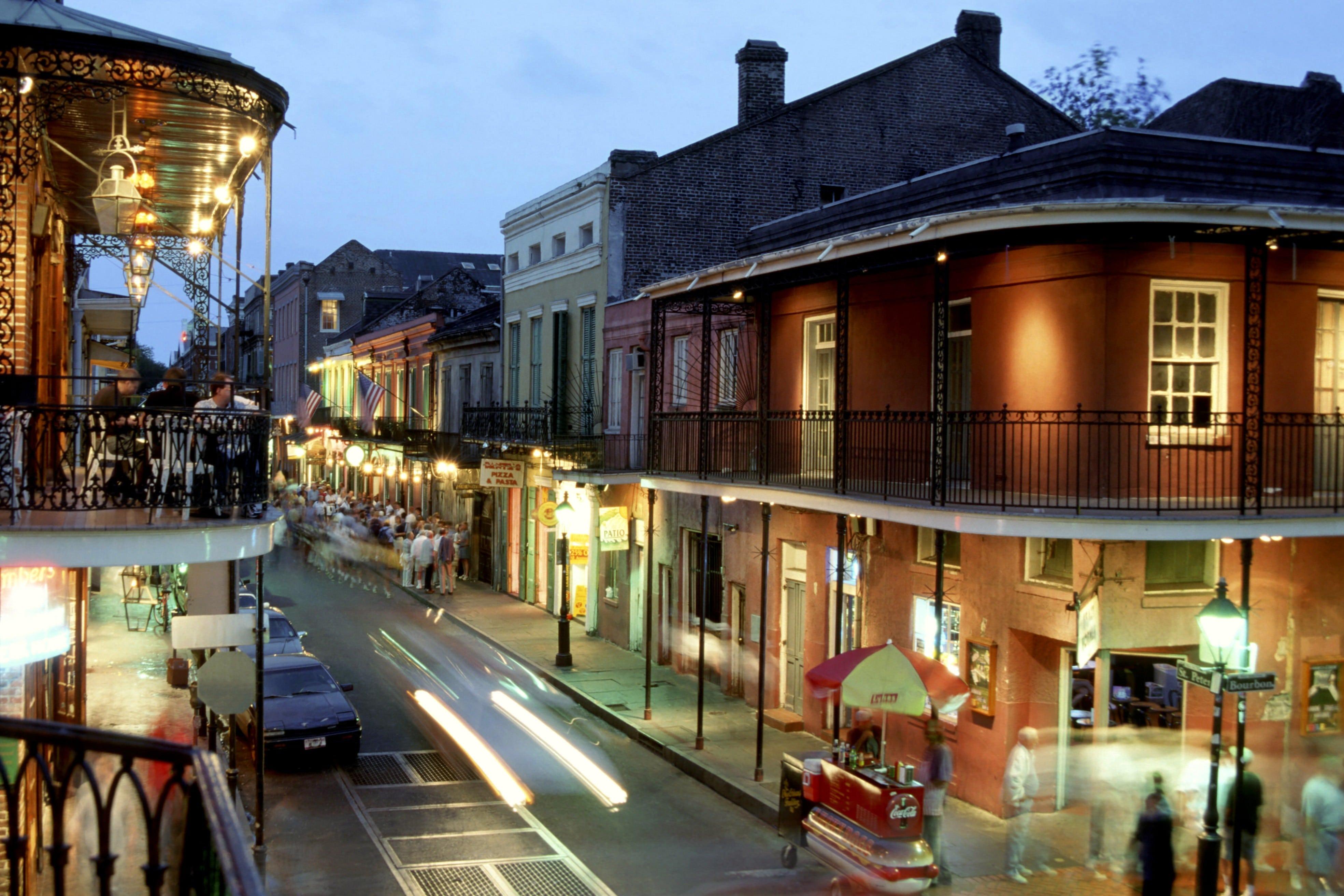 New Orleans High
