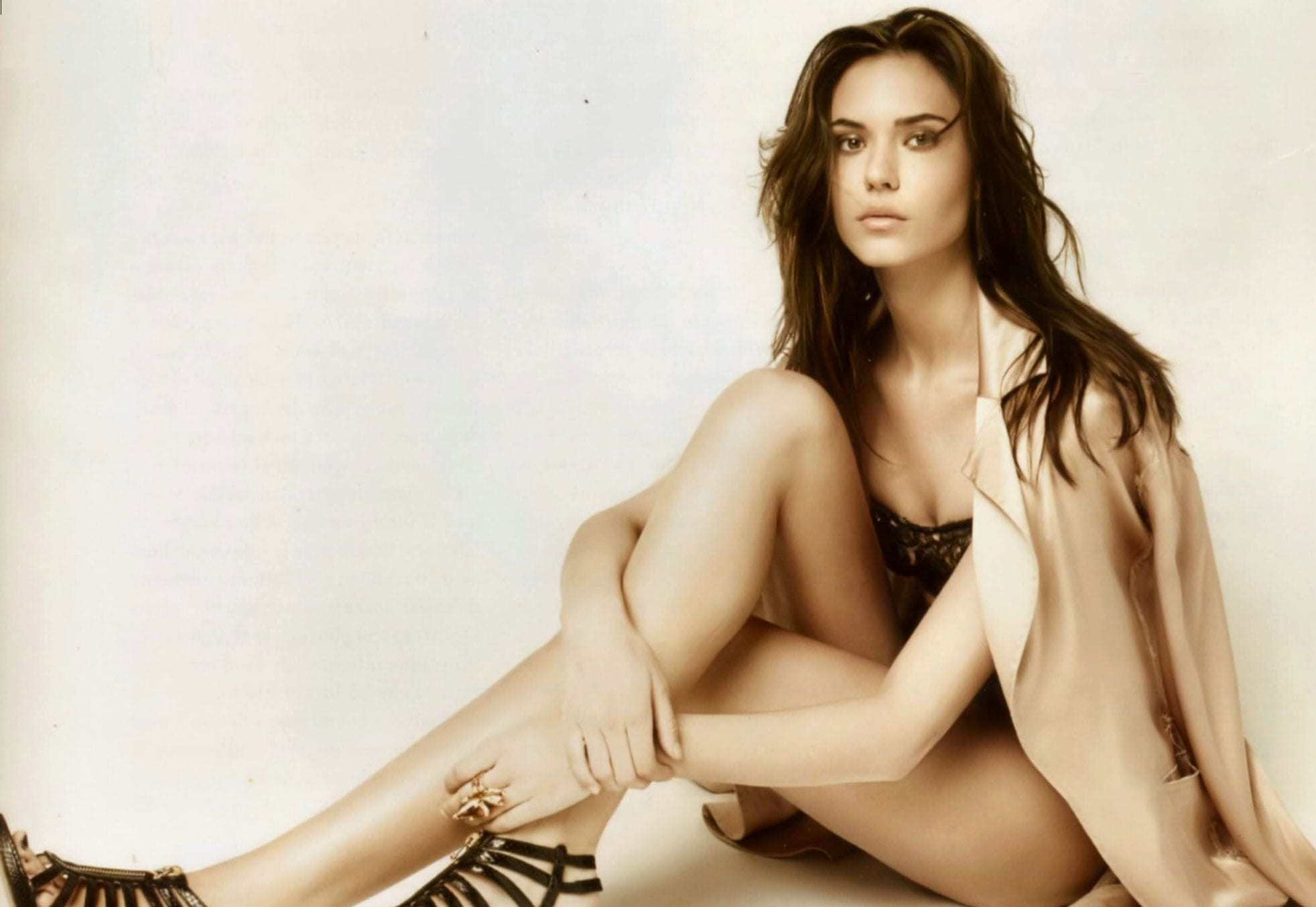 Odette Annable High