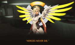 Overwatch : Mercy High