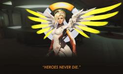 Overwatch : Mercy High