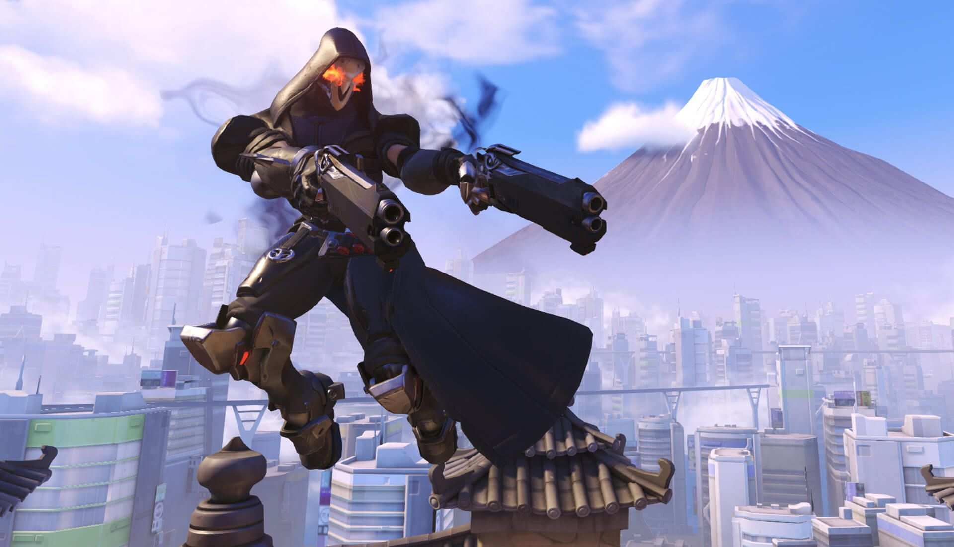 Overwatch : Reaper High