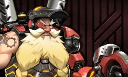 Overwatch : Torbjörn High