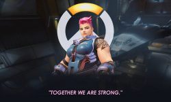 Overwatch : Zarya High