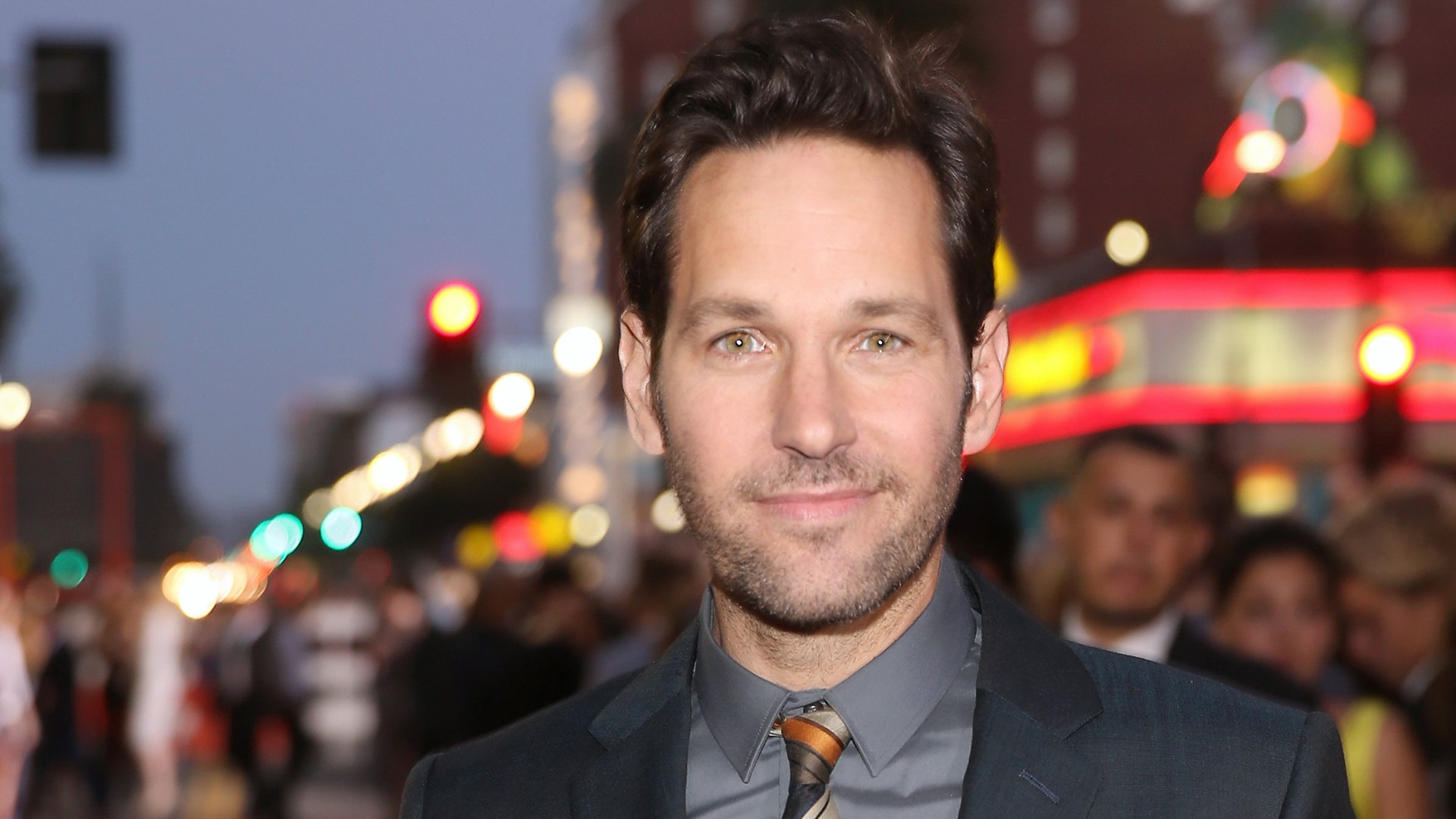 Paul Rudd High