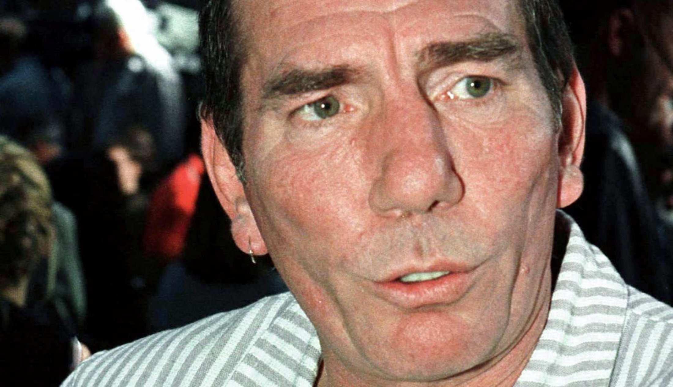 Pete Postlethwaite High