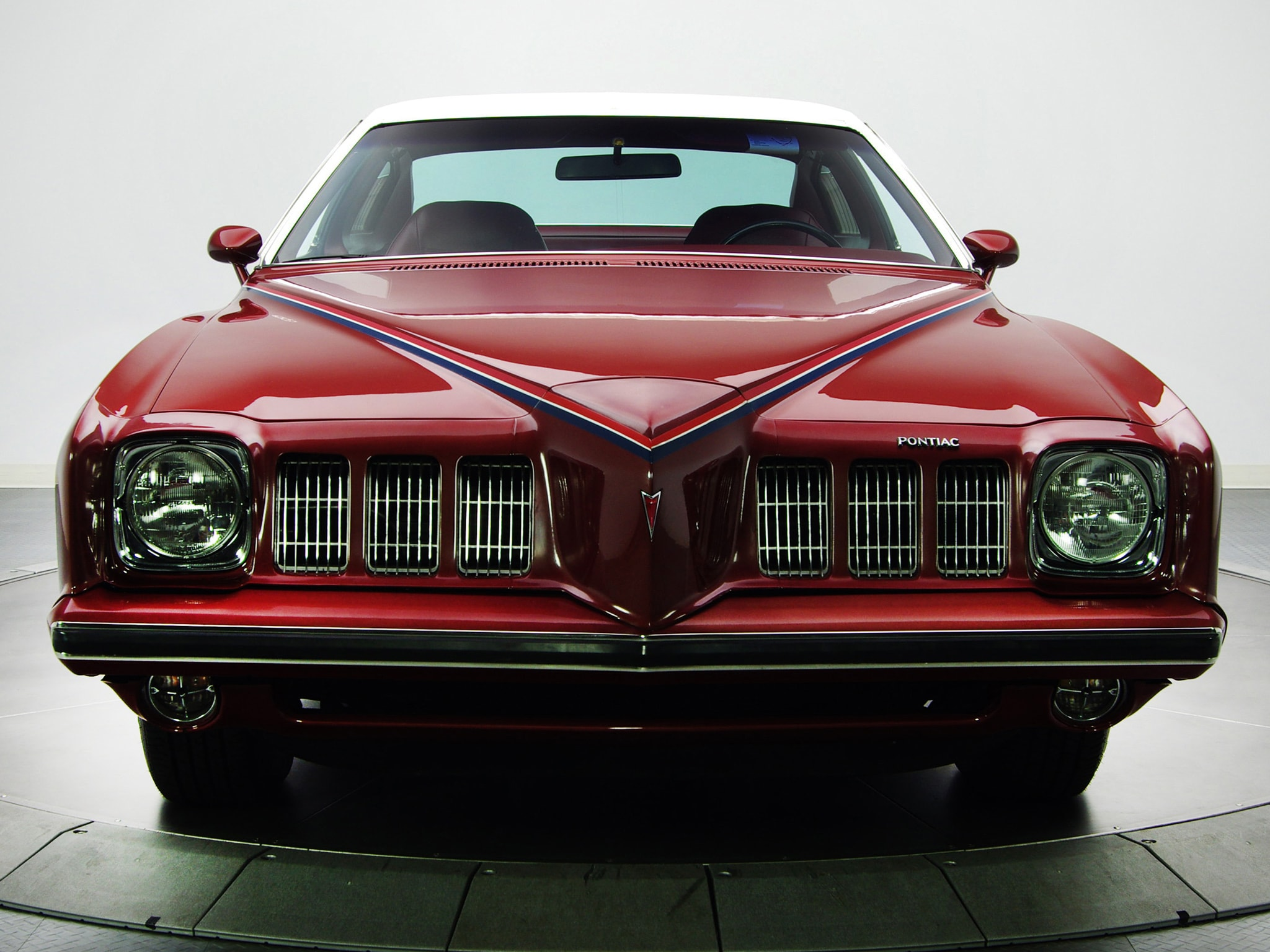 Pontiac Grand Am 1973 High