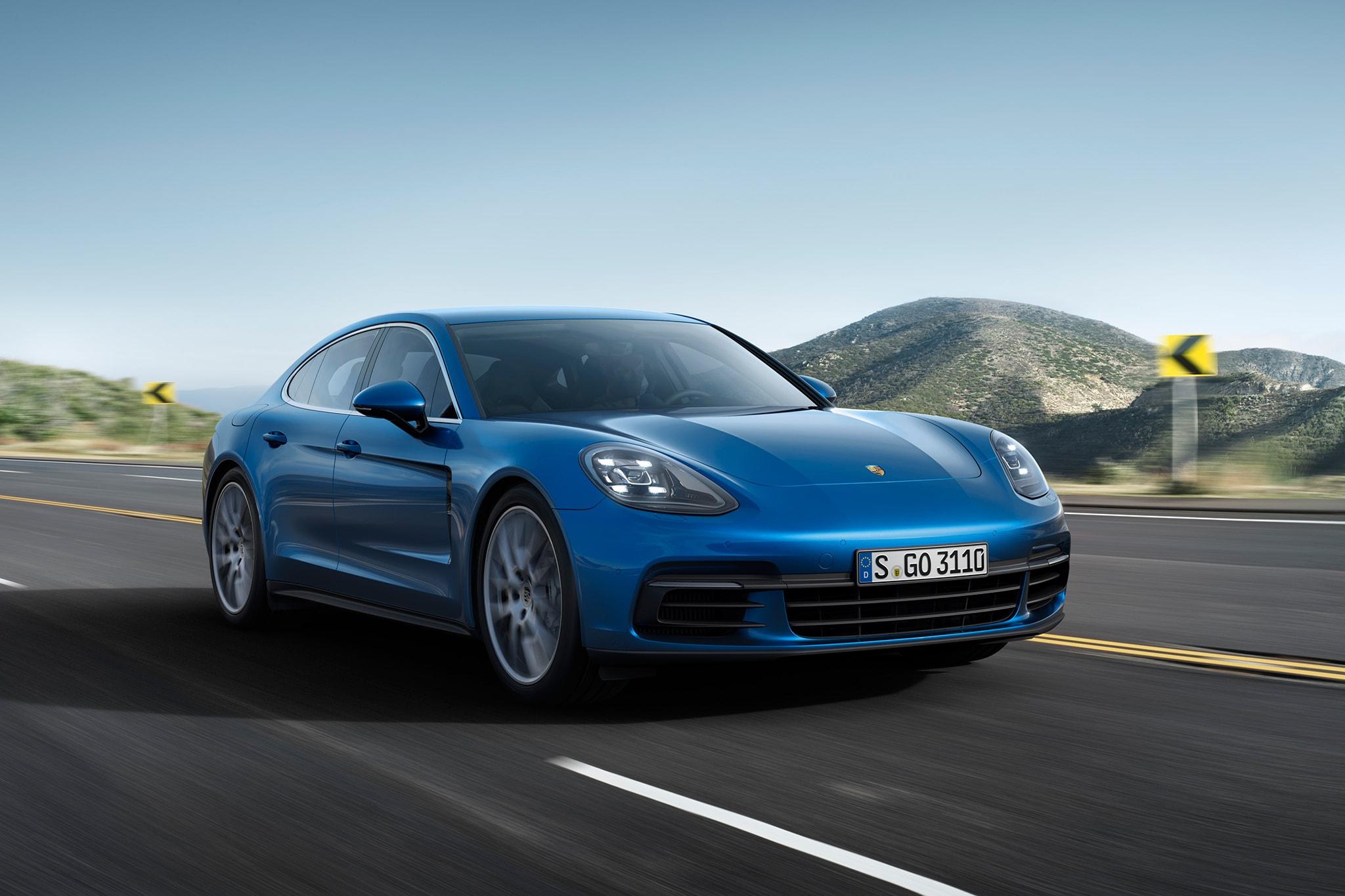 Porsche Panamera 2 High